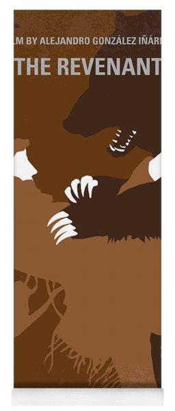 No623 My The Revenant Minimal Movie Poster Yoga Mat