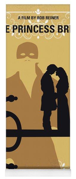 No877 My The Princess Bride Minimal Movie Poster Yoga Mat