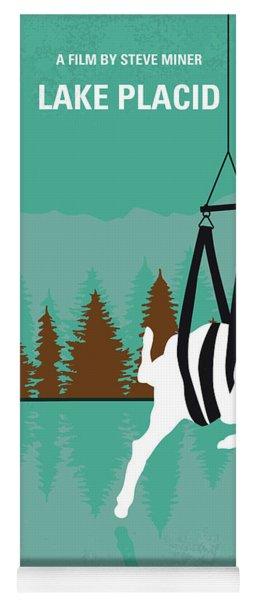 No944 My Lake Placid Minimal Movie Poster Yoga Mat
