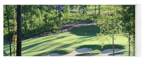 North Carolina Golf Course 12th Hole Yoga Mat