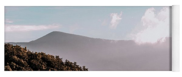North Georgia Mountains 11 Yoga Mat