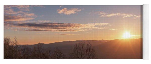 North Georgia Mountains 6 Yoga Mat