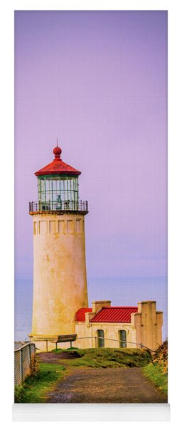 North Head Lighthouse Yoga Mat