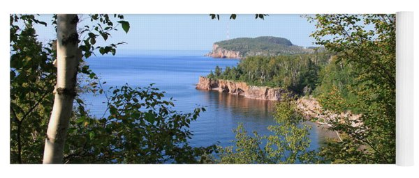 North Shore Lake Superior Yoga Mat