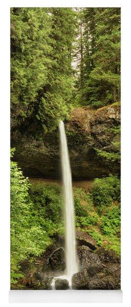 North Silver Falls Yoga Mat
