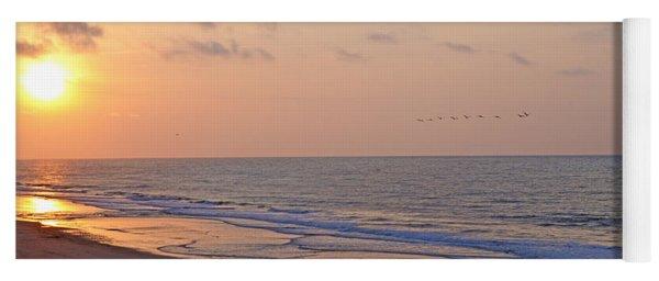 North Topsail Beach Glory Yoga Mat