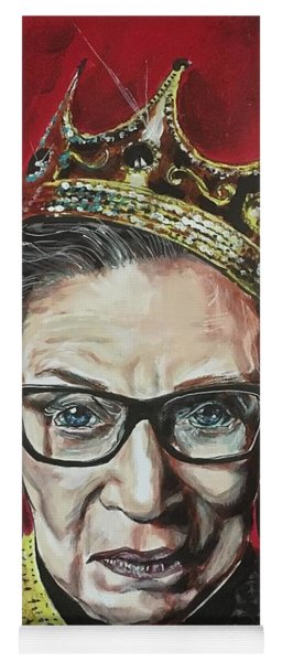 Notorious Rbg Yoga Mat