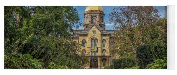 Notre Dame University Q1 Yoga Mat
