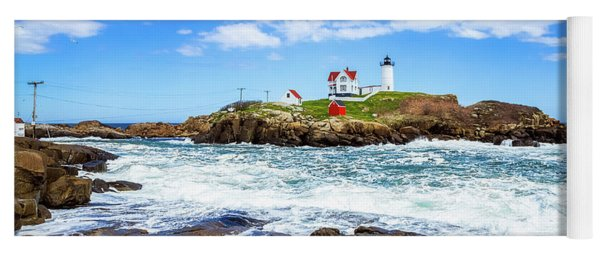 Nubble Light 1x2 Yoga Mat