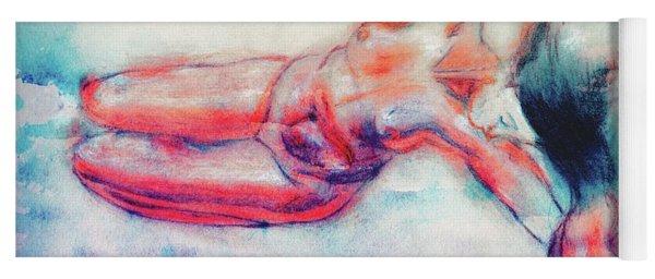 Nude 01 - V2a2 Yoga Mat