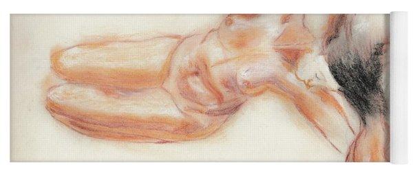 Nude 01 Yoga Mat