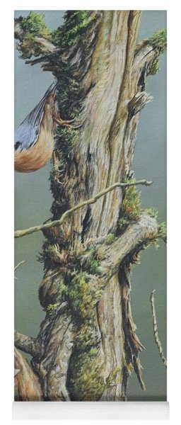 Nuthatch Yoga Mat