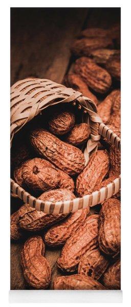 Nuts Still Life Food Photography Yoga Mat