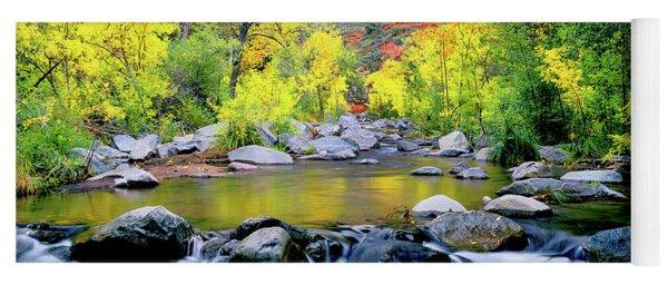 Oak Creek Canyon Yoga Mat