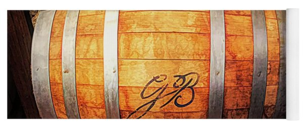 Oaken Barrel  Yoga Mat