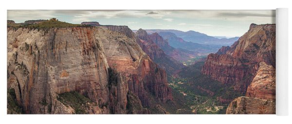 Observation Point - Zion Yoga Mat