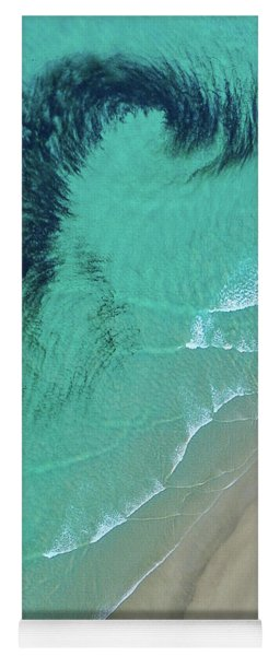 Ocean Art Yoga Mat