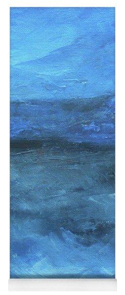 Ocean Blues 2 Yoga Mat