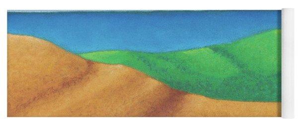 Ocean Daybreak Yoga Mat
