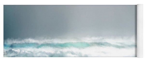 Ocean  Yoga Mat