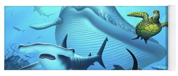 Ocean Life Yoga Mat