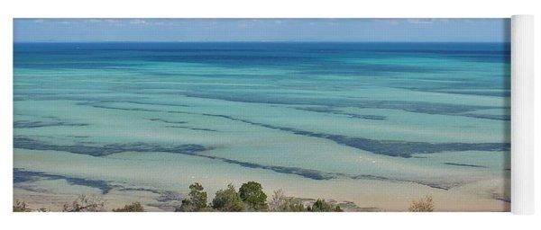 Ocean Views Yoga Mat