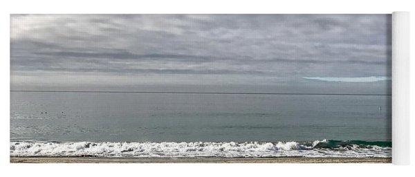 Ocean's Edge Yoga Mat