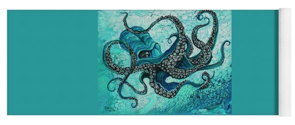 Octopus Yoga Mat