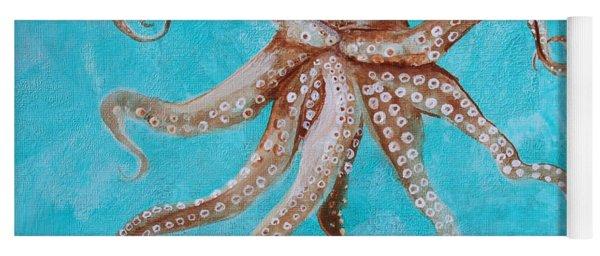 Octopus Yoga Mat
