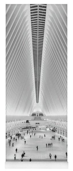 Oculus New York City  Yoga Mat