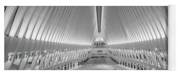 Oculus Station New York 3 Yoga Mat