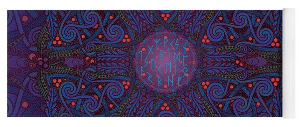 Odin's Dreams Yoga Mat