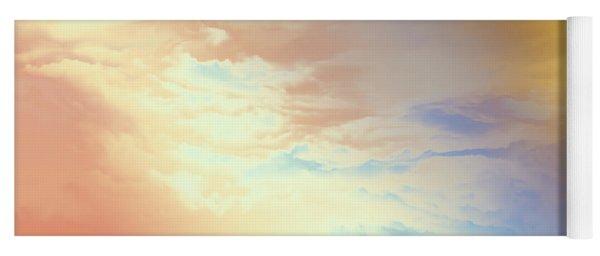 Of Heaven Yoga Mat