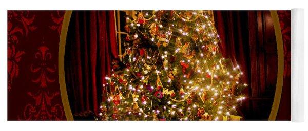 Oh Christmas Tree Yoga Mat