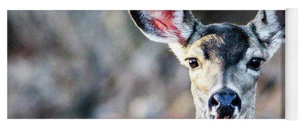 Oh, Deer Yoga Mat