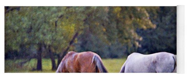 Ok Horse Ranch_2a Yoga Mat