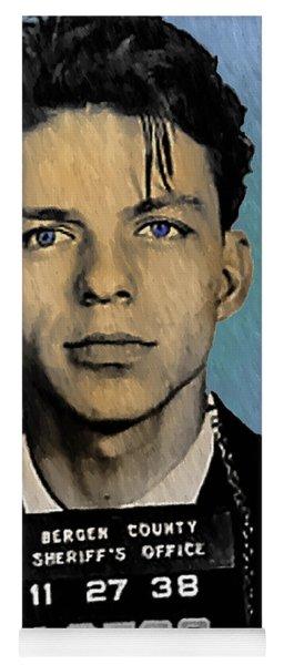 Old Blue Eyes - Frank Sinatra Yoga Mat