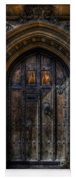 Old College Door - Oxford Yoga Mat