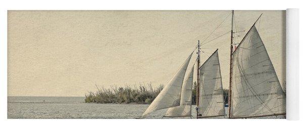 Old Key West Sailing Yoga Mat