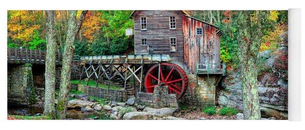Old Mill Yoga Mat
