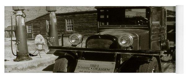 Old Pickup Truck 1927 - Vintage Photo Art Print Yoga Mat