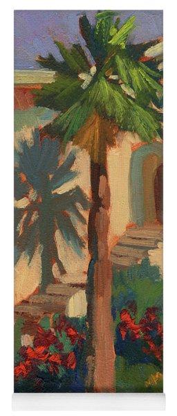 Old Town La Quinta Palm Yoga Mat