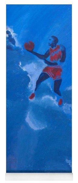 Omaggio A Michael Jordan Yoga Mat