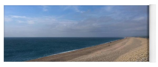 On Chesil Beach Yoga Mat