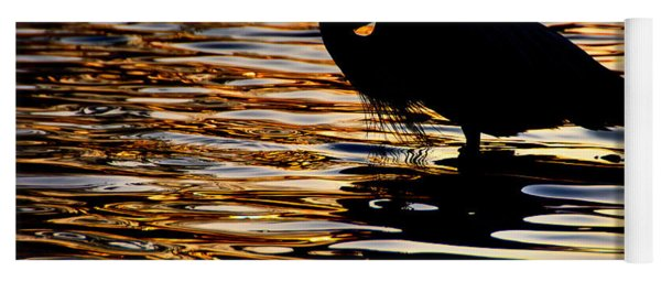 On Golden Pond Yoga Mat