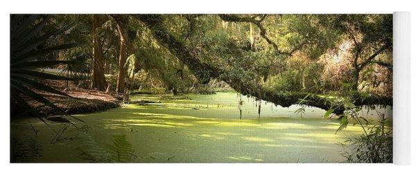 On Swamp's Edge Yoga Mat