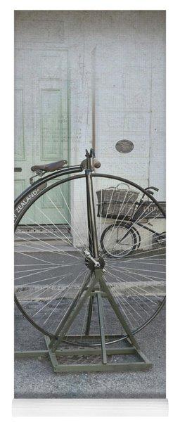 On Your Bike Yoga Mat