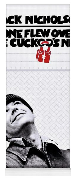 One Flew Over The Cuckoo's Nest Yoga Mat