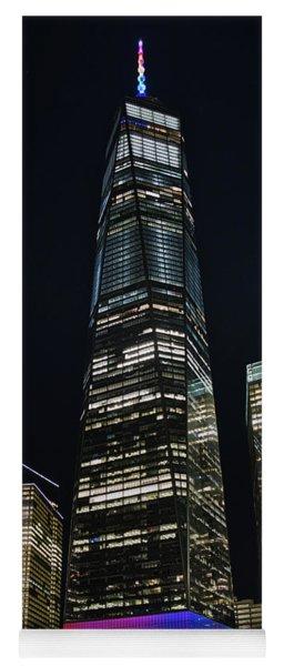 One World Trade Center Yoga Mat