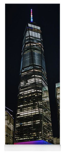 One World Trade Center Yoga Mat